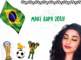 [MAKE PARA A COPA 2018- Salua Kiwan Makeup]