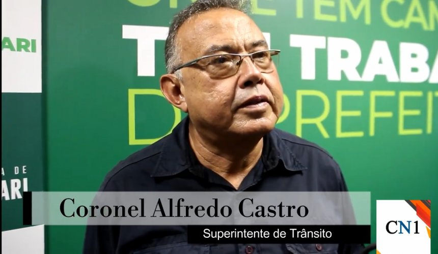 [Coronel Castro quer a STT como parceira da comunidade, e não inimiga]