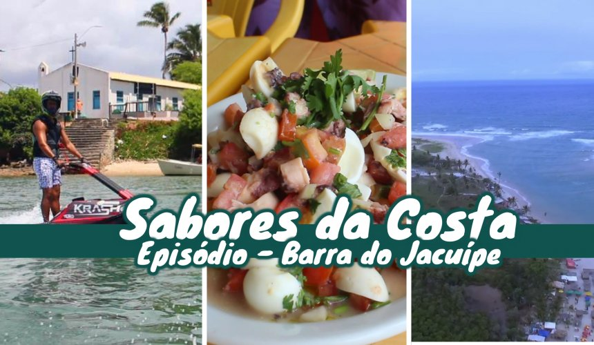 [Sabores da Costa - Barra do Jacuípe ]